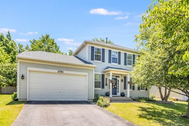 2751 Providence Avenue, Aurora, IL 60503 (MLS #11126789) :: Suburban Life Realty