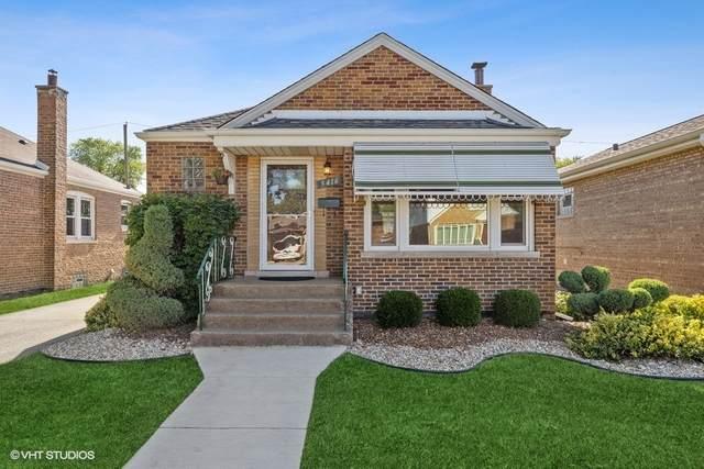5416 S Natchez Avenue, Chicago, IL 60638 (MLS #11126817) :: BN Homes Group