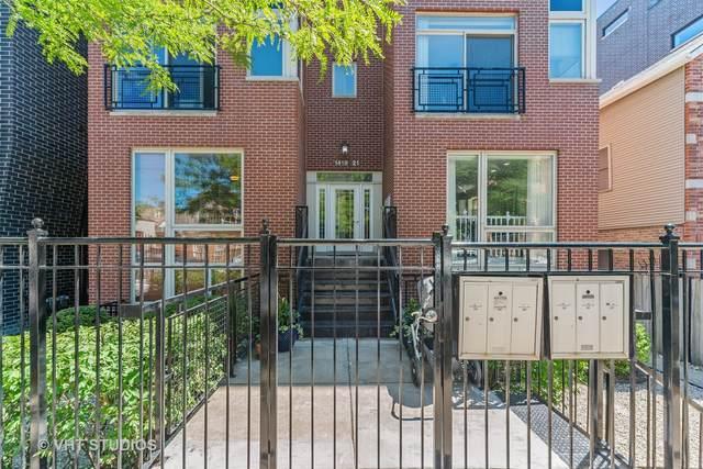 1421 W Walton Street 1W, Chicago, IL 60642 (MLS #11126853) :: Suburban Life Realty