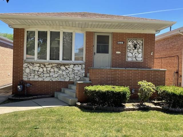 5231 S Oak Park Avenue, Chicago, IL 60638 (MLS #11126869) :: BN Homes Group