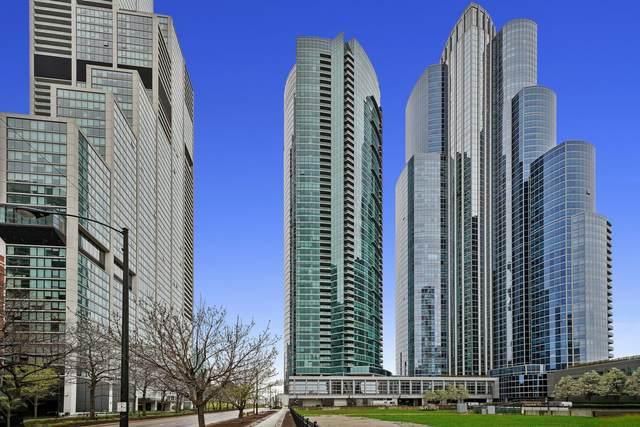 1201 S Prairie Avenue #1604, Chicago, IL 60605 (MLS #11126870) :: RE/MAX Next