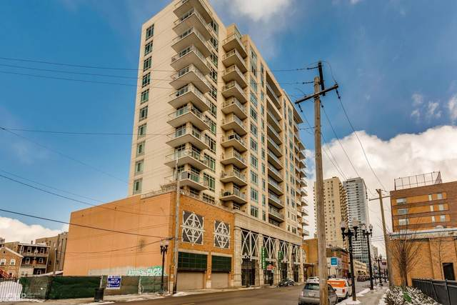 230 W Division Street #1506, Chicago, IL 60610 (MLS #11126884) :: John Lyons Real Estate