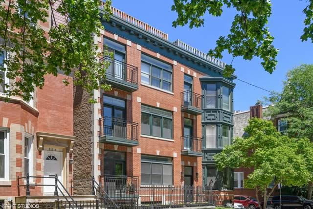602 W Arlington Place #2, Chicago, IL 60614 (MLS #11126887) :: RE/MAX Next