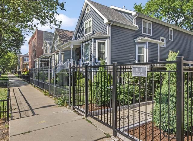 4011 N Francisco Avenue #206, Chicago, IL 60618 (MLS #11126930) :: RE/MAX Next