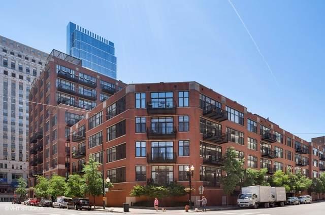 333 W Hubbard Street #618, Chicago, IL 60654 (MLS #11126945) :: RE/MAX Next