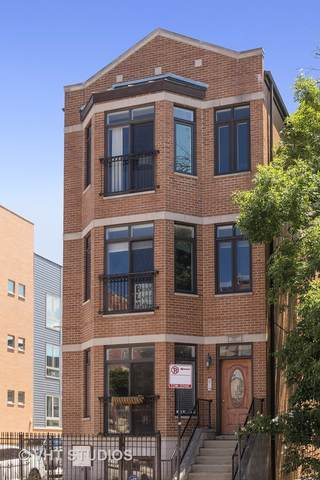 1501 W Augusta Boulevard #3, Chicago, IL 60642 (MLS #11126975) :: Suburban Life Realty