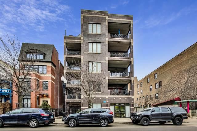 1520 N Sedgwick Street 4A, Chicago, IL 60610 (MLS #11126989) :: RE/MAX Next