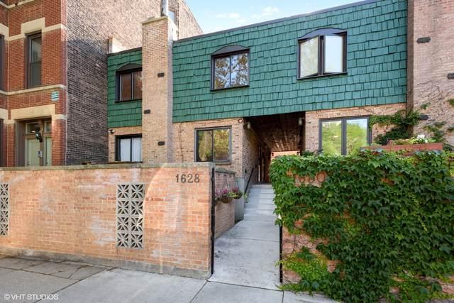 1628 N Sedgwick Street #4, Chicago, IL 60614 (MLS #11126997) :: John Lyons Real Estate