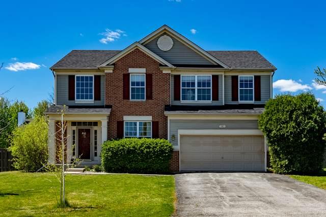340 Tanager Lane, Lindenhurst, IL 60046 (MLS #11127018) :: Charles Rutenberg Realty