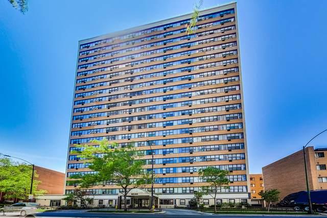 6030 N Sheridan Road #1612, Chicago, IL 60660 (MLS #11127087) :: RE/MAX Next