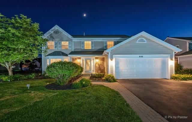 935 E Stone Creek Circle, Crystal Lake, IL 60014 (MLS #11127092) :: BN Homes Group