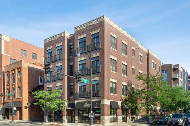 1169 W Madison Street 4W, Chicago, IL 60607 (MLS #11127097) :: Jacqui Miller Homes