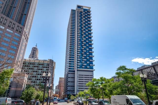 235 W Van Buren Street #3708, Chicago, IL 60607 (MLS #11127112) :: Jacqui Miller Homes