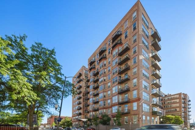 500 S Clinton Street #841, Chicago, IL 60607 (MLS #11127181) :: Jacqui Miller Homes