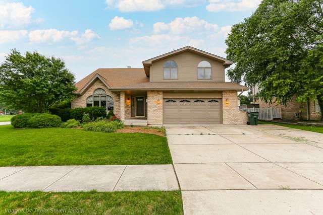 7501 Hanover Drive, Tinley Park, IL 60477 (MLS #11127183) :: Schoon Family Group
