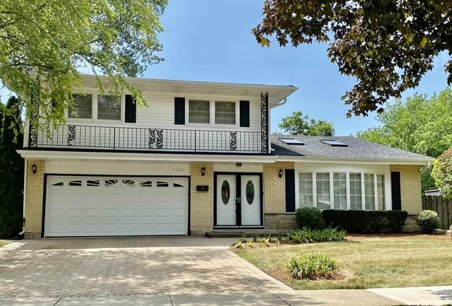 1104 N Hemlock Lane, Mount Prospect, IL 60056 (MLS #11127221) :: O'Neil Property Group