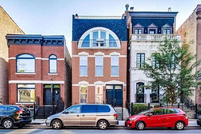 1218 N Damen Avenue #2, Chicago, IL 60622 (MLS #11127228) :: Ani Real Estate