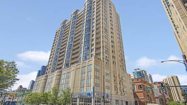 600 N Dearborn Street #1010, Chicago, IL 60654 (MLS #11127241) :: Jacqui Miller Homes