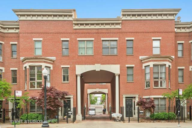 1725 W Belmont Avenue B, Chicago, IL 60657 (MLS #11127242) :: BN Homes Group