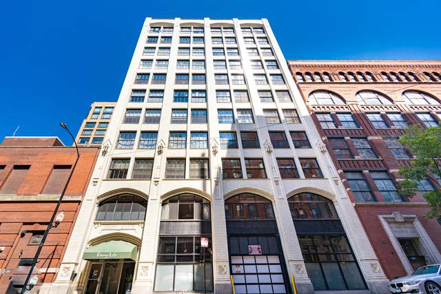 523 S Plymouth Court #803, Chicago, IL 60605 (MLS #11127265) :: RE/MAX Next