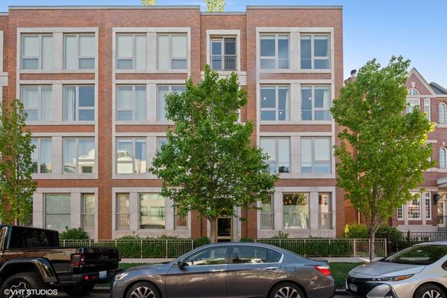 2749 N Lakewood Avenue 3S, Chicago, IL 60614 (MLS #11127279) :: RE/MAX Next