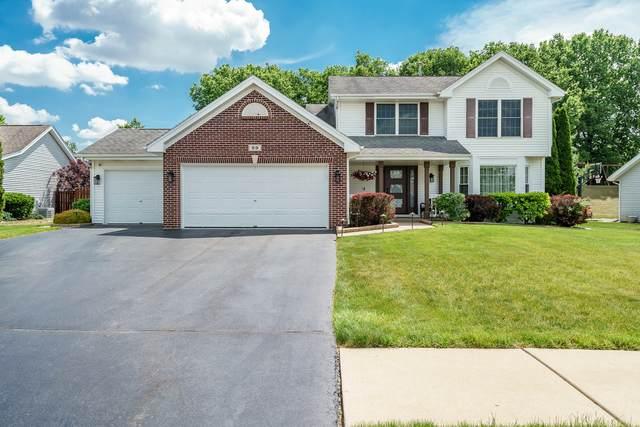 89 Autumnwood Drive, Rockton, IL 61072 (MLS #11127281) :: O'Neil Property Group