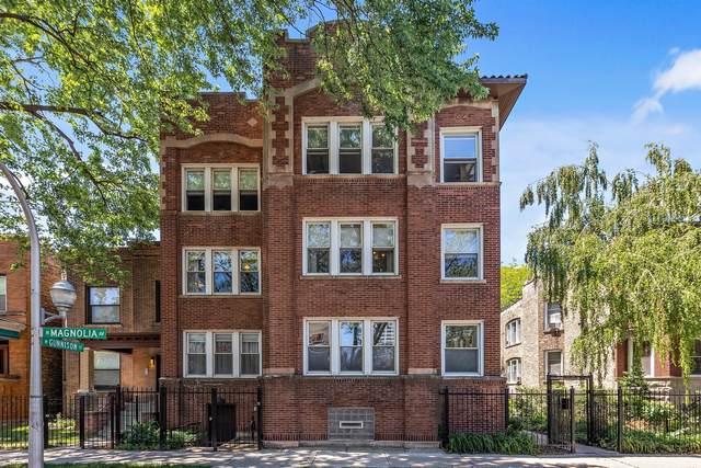 4836 N Magnolia Avenue 2A, Chicago, IL 60640 (MLS #11127323) :: RE/MAX Next
