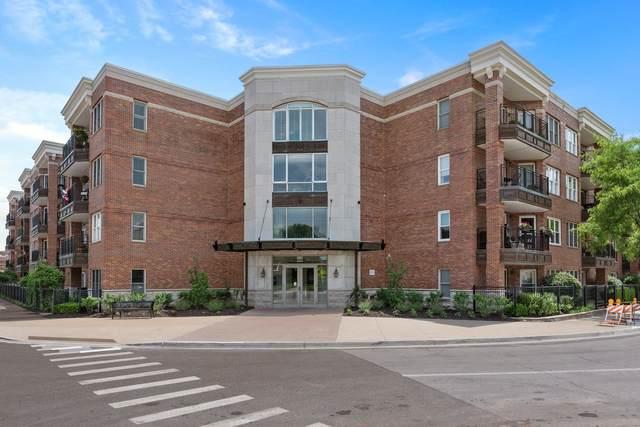 111 N Wheaton Avenue #310, Wheaton, IL 60187 (MLS #11127338) :: RE/MAX Next
