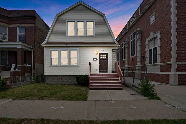 7748 S Burnham Avenue, Chicago, IL 60649 (MLS #11127341) :: John Lyons Real Estate
