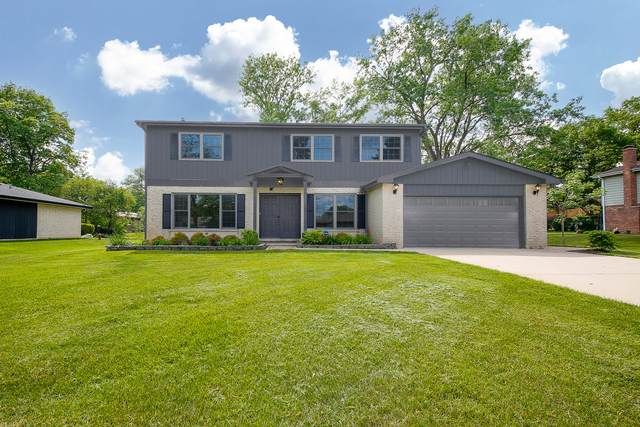1544 S Garden Street, Palatine, IL 60067 (MLS #11127366) :: The Wexler Group at Keller Williams Preferred Realty