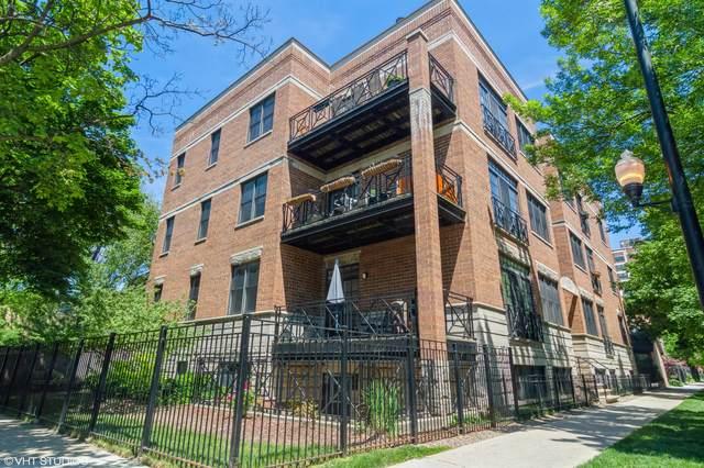 1324 W Pratt Boulevard 2E, Chicago, IL 60626 (MLS #11127379) :: Jacqui Miller Homes