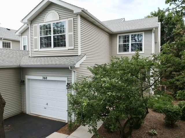 360 Glen Leven Court, Schaumburg, IL 60194 (MLS #11127384) :: Jacqui Miller Homes