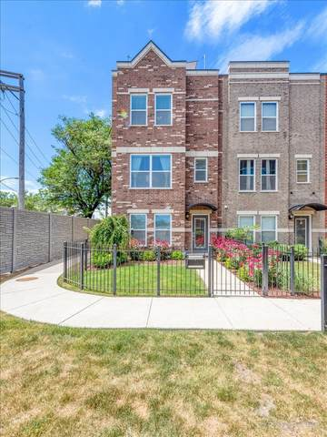 3763 S Morgan Street A, Chicago, IL 60609 (MLS #11127394) :: Jacqui Miller Homes