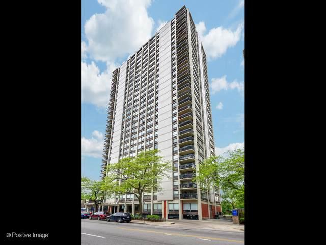 1355 N Sandburg Terrace 1804D, Chicago, IL 60610 (MLS #11127419) :: Jacqui Miller Homes