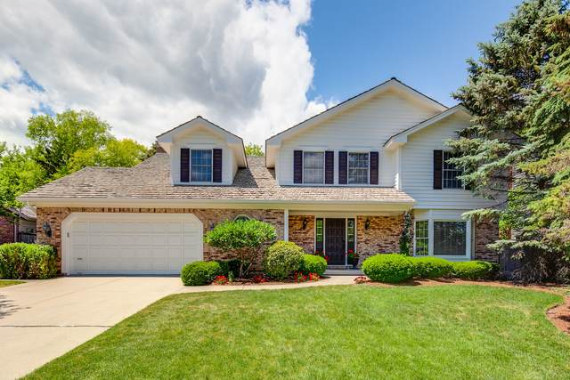 1033 Windhaven Road, Libertyville, IL 60048 (MLS #11127439) :: The Wexler Group at Keller Williams Preferred Realty