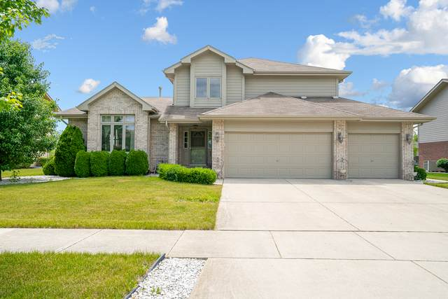 7613 Bayfield Drive, Tinley Park, IL 60487 (MLS #11127458) :: Suburban Life Realty