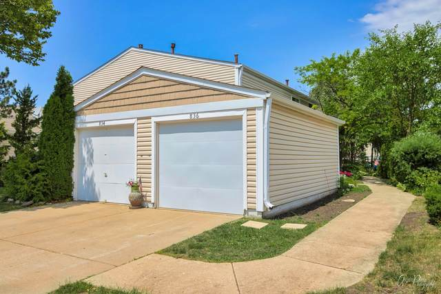 836 Oxford Place #836, Wheeling, IL 60090 (MLS #11127494) :: Jacqui Miller Homes
