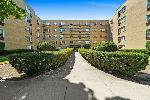 2115 W Farwell Avenue #406, Chicago, IL 60645 (MLS #11127495) :: Lewke Partners