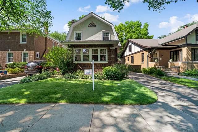 1023 Dobson Street, Evanston, IL 60202 (MLS #11127501) :: John Lyons Real Estate