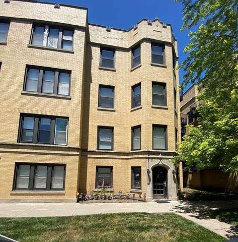 2822 W Arthur Avenue #4, Chicago, IL 60645 (MLS #11127522) :: Lewke Partners