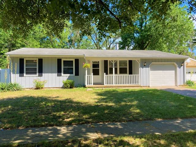 2409 Southwood Drive, Champaign, IL 61821 (MLS #11127582) :: Littlefield Group