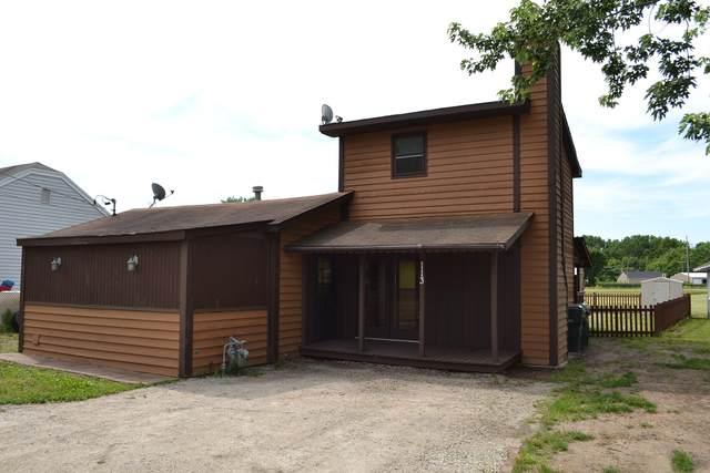 113 E Main Street, Braceville, IL 60407 (MLS #11127618) :: Carolyn and Hillary Homes