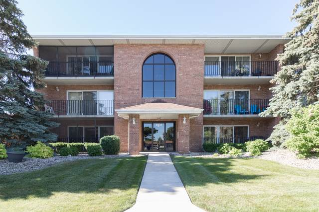 4931 E Circle Drive #103, Crestwood, IL 60418 (MLS #11127635) :: Schoon Family Group