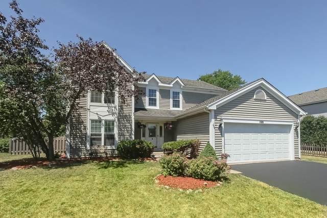 1168 Kylemore Drive, Lake Zurich, IL 60047 (MLS #11127660) :: John Lyons Real Estate