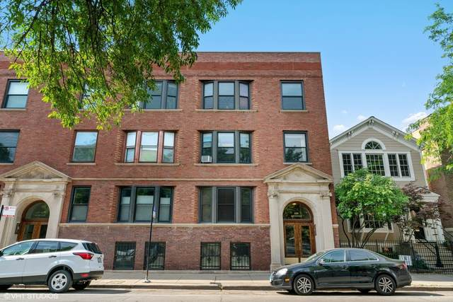 639 W Armitage Avenue #2, Chicago, IL 60614 (MLS #11127721) :: Angela Walker Homes Real Estate Group