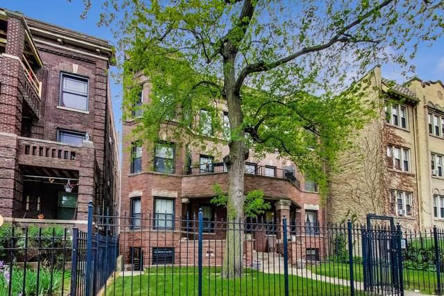 5907 N Winthrop Avenue 1S, Chicago, IL 60660 (MLS #11127737) :: Lewke Partners