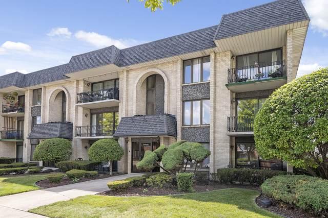 10700 S Keating Avenue #2, Oak Lawn, IL 60453 (MLS #11127738) :: The Wexler Group at Keller Williams Preferred Realty