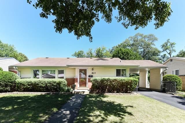 817 N Gibbons Avenue, Arlington Heights, IL 60004 (MLS #11127756) :: John Lyons Real Estate