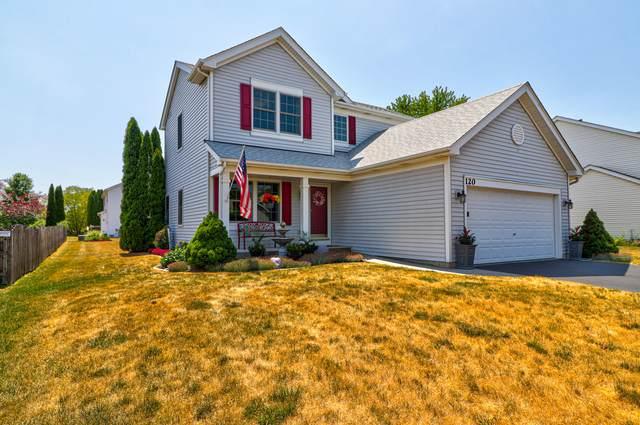 120 E Old Mill Trail, Antioch, IL 60002 (MLS #11127871) :: Ryan Dallas Real Estate