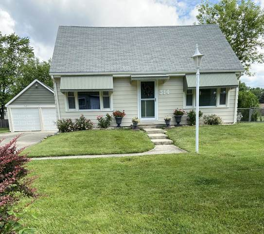 314 Roger Road, Darien, IL 60561 (MLS #11127891) :: Lewke Partners